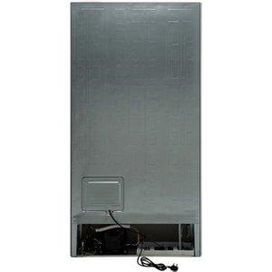 Hisense Rs741n4wc11 American Style Fridge Freezer In St Steel Water Di