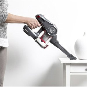 Hoover Ds22g 2 In 1 Discovery Cordless Stick Vacuum Cleaner In Grey