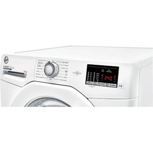 Hoover H3w592de Washing Machine In White 1500rpm 9kg D Rated Nfc