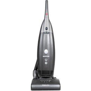 Hoover AL71SZ04001 Spritz Bagless Upright Vacuum Cleaner BurgundySilver