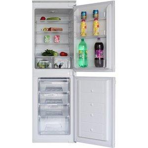Iceking Bi5050ff Integrated Frost Free Fridge Freezer 1 77m 50 50 Spli