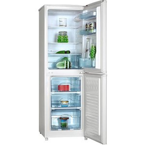 Iceking Ik8951ap2 48cm Fridge Freezer In White 1 45m F Rated