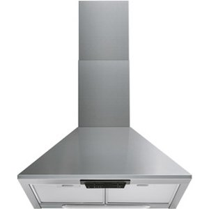 Indesit Uhpm63fcsx 60cm Chimney Cooker Hood Stainless Steel