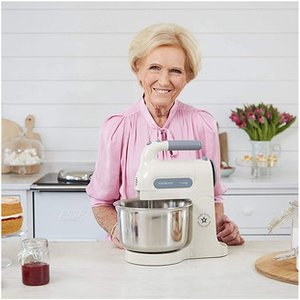 Kenwood Hm680cr Maryberry Special Edition Chefette Mixer Cream