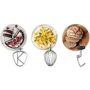 Kenwood Kvl4100s Chef Xl Kitchen Machine In Silver 6 4l 1200w