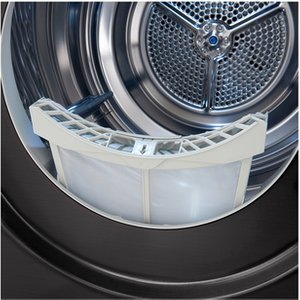 Lg Fdv1109b 9kg Dual Heat Pump Condenser Dryer In Black Wi Fi A