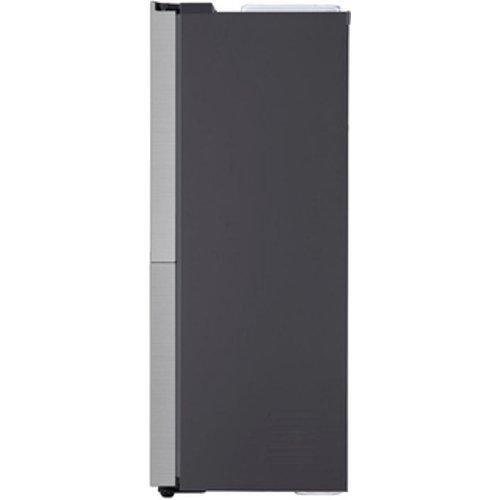 Lg Gsl480pzxv American Fridge Freezer In Shiny Steel I W N P 1 79m A