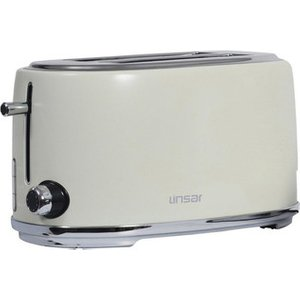 Linsar Ky832cream 4 Slice Toaster In Cream