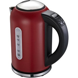Linsar Vt869red Variable Temperature Jug Kettle In Red 1 7l 3kw