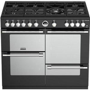 Stoves 444410808 Sterling S1000g 100cm Gas Range Cooker Black