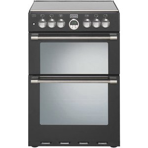Stoves 444440992 60cm Sterling 600e Blk Electric Cooker In Black