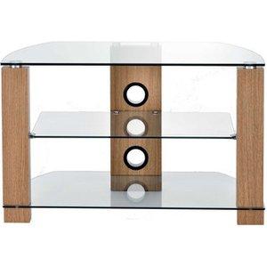 Ttap T0514 00 Oak Vision Oak 600mm Wide Tv Stand