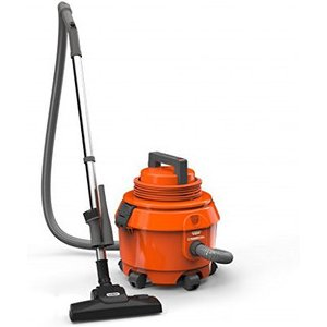 Vax Vcwd 01 Commercial Wet Dry Cylinder Vacuum Cleaner In Orange