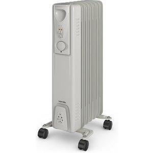 Warmlite Wl43006y 1 5kw Oil Filled Radiator In White 3 Heat Settings