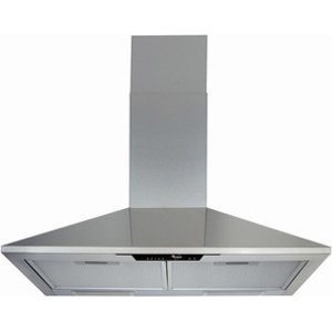 Whirlpool Akr672 Ix 60cm Chimney Cooker Hood In Stainless Steel