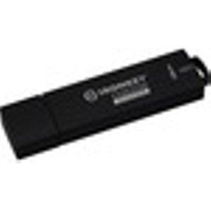 Kingston Ironkey D300 D300s 16 Gb Usb 3.1 Flash Drive - Anthracite - 256-bit Aes - Taa Com Ikd300s/16gb Memory Stick
