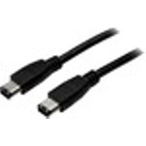 Startech.com Ieee-1394 Firewire Cable - 6 Pin Firewire (m) - 6 Pin Firewire (m) - ( Ieee 1 1394 10 Cables