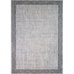 Traditional Graphite Washable Designer Rug - Habitat 200x290  L Habitat Oreste Graphite 0964 Flooring & Carpeting, Grey Rugs