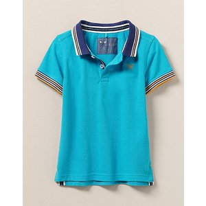 Crew Clothing Classic Pique Polo Shirt 1204225