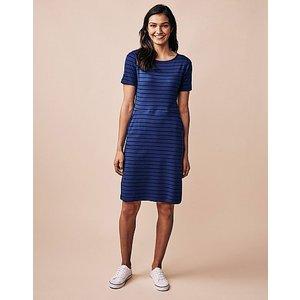 Crew Clothing Pocket Jersey Dress 1180422 Womens Clothing