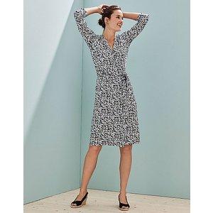 Crew Clothing Wrap Dress 1169676 Womens Clothing