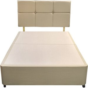 Silentnight Divan Base - King Size (5' X 6'6), 4 Drawers, Silentnight_sandstone 5056347247726