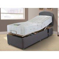 Sleepeezee Gel Comfort 1000 Adjustable Divan Set - 2 Drawers, Adjustable Small Single (75c 5056314432728