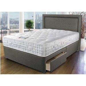 Sleepeezee Westminster 3000 Pocket Divan Set - Double (4'6 X 6'3), 4 Drawers, Sleepeezee_j 5055668794902