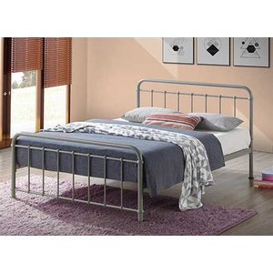 Time Living Miami Pebble Bed Frame - Small Double (4' X 6'3) 5056347216883