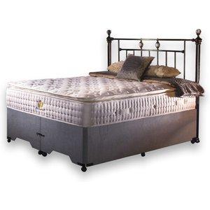 William Night Latex Pillow Top 5000 Divan Set - Small Single (2'6 X 6'3) 5055668791604 Beds