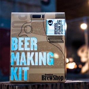 Brooklyn Brew Shop Brewdog Punk Ipabeer Making Kit 855428003818
