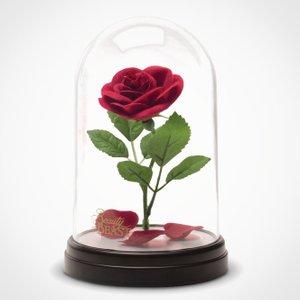 Paladone Disney Beauty And The Beast Enchanted Rose Desk Light Pp4344dp