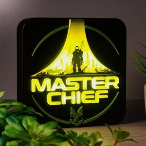 Rubber Road Ltd Halo Infinite Master Chief Desk Lamp/wall Light