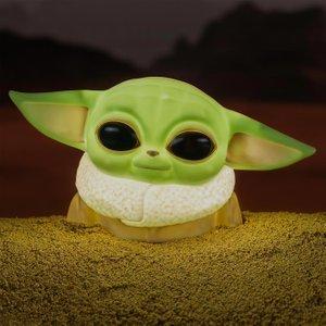 "Paladone Star Wars The Mandalorian The Child 6"" Desk Lamp Pp7335man"