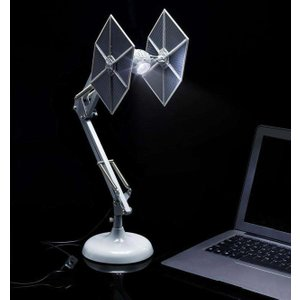 Paladone Star Wars Tie Fighter Posable Desk Lamp Pp4501sw