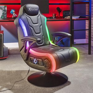 Ace Casual X Rocker Monsoon Rgb 4.1 Gaming Chair 5142701