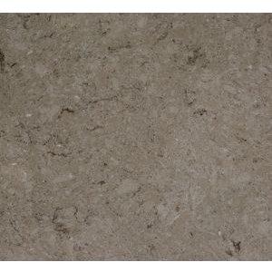 20mm Elegant Clay Polished Grey Quartz Effect Engineered Stone Kitchen Worktop