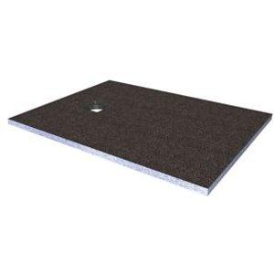 Aquadry Quadrant Shower Tray (l)900mm (w)1600mm (d)150mm