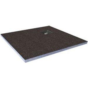 Aquadry Square Shower Tray (l)1600mm (w)900mm (d)30mm