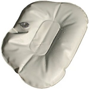 Canadian Spa White Vinyl Booster Cushion
