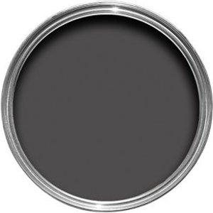 Colours Grey Slate Satin Wood & Metal Paint 0.75l