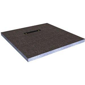 Cooke & Lewis Aquadry Square Shower Tray (l)800mm (w)800mm  Aqap120010