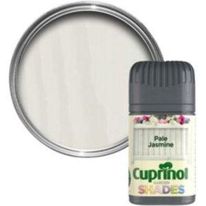 Cuprinol Garden Shades Pale Jasmine Matt Wood Paint  0.05l