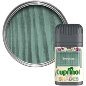 Cuprinol Garden Shades Seagrass Matt Wood Paint 0.05l