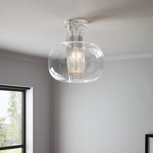 Goodhome Delmez Transparent Pendant Ceiling Light  (dia)345mm