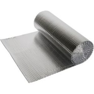 Diall Reflective Bubble Insulation Roll  (l)10m (w)0.6m (t)3mm