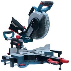 Erbauer 1800w 220-240v 254mm Sliding Mitre Saw Emis254s