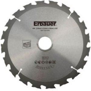 Erbauer 20t Circular Saw Blade (dia)210mm