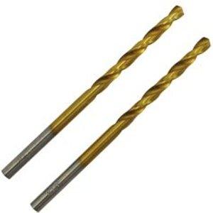 Erbauer Hss Drill Bit (dia)3.2mm (l)65mm  Pack Of 2