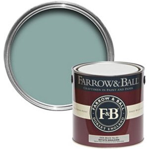 Farrow & Ball Estate Dix Blue No.82 Matt Emulsion Paint 2.5